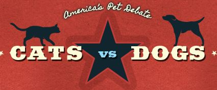 Vote for Dogs in America's Pet Debate