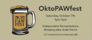 OktoPAWfest 2017 at IndieFern Brewing in Plymouth MA